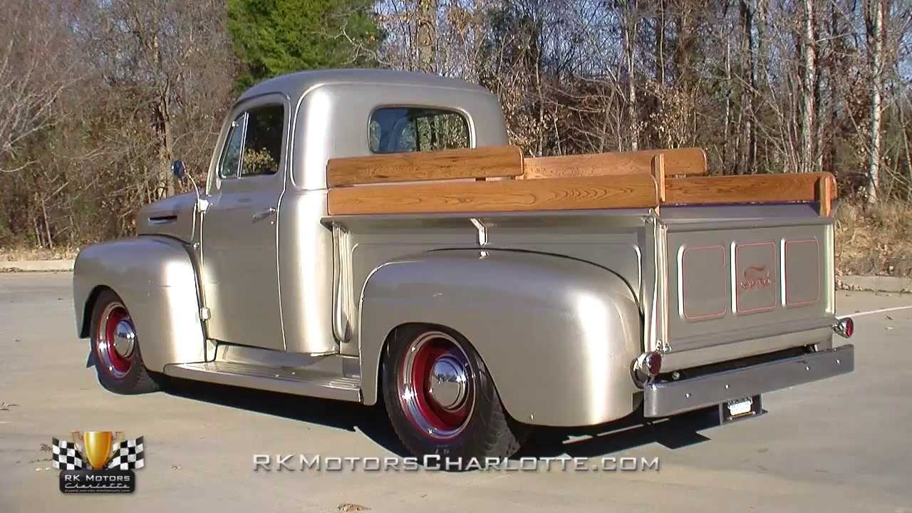 134902 1949 ford f1 pickup truck youtube. Black Bedroom Furniture Sets. Home Design Ideas