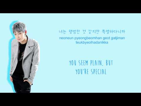 GOT7 - I Like You/난 니가 좋아 [Color Coded Han/Rom/Eng Lyrics]