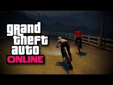 Worst Bike Race (GTA V Online) [#3]