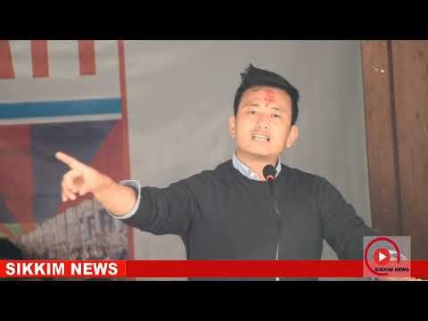 SDF Has Killed Democracy in Sikkim |Bhaichung Bhutia|Hamro Sikkim|Vice President|