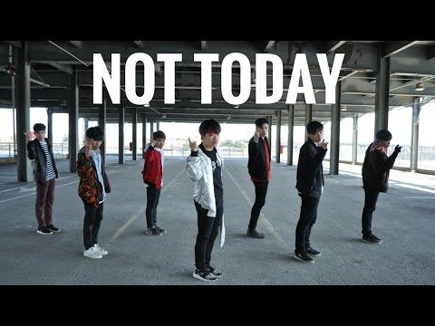 EAST2WEST BTS 방탄소년단 - Not Today Dance Cover Boys ver.