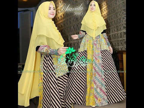 Gamis Dress Syari Online Shop | Butik Muslimah Online Indonesia