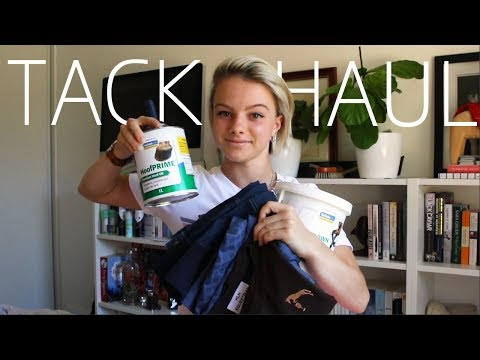 JANUARY TACK HAUL | HLH EQUESTRIAN, KELATO +