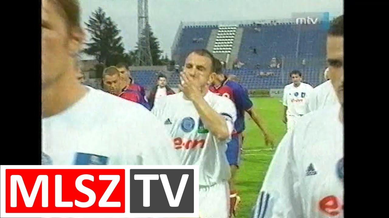 Zalaegerszeg-Videoton | 3-2 | 2003. 05. 10 | MLSZ TV Archív