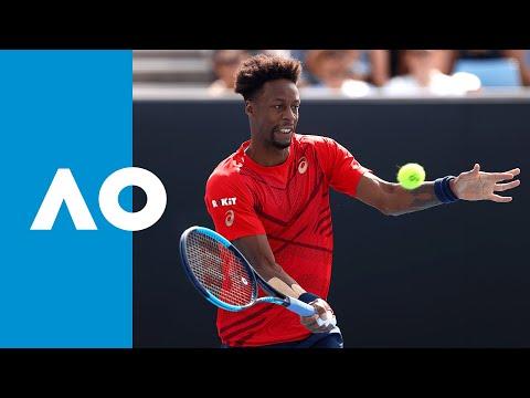 Gael Monfils Vs Ivo Karlovic - Match Highlights (2R) | Australian Open 2020