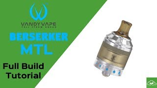 Berserker MTL with Parallel coil build
