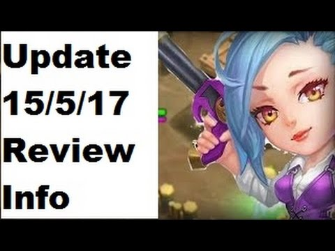 Castle Clash Update Review 15/5/17, Gunslinger, Insane Dungeon 7 And More