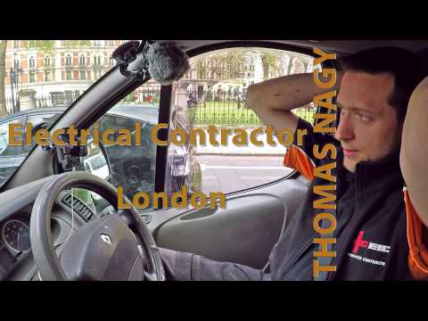 Its time to Hire - An Electricians Day in London
