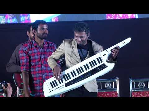 Anup rubens christisn song 2 |  Simhapuri Christmas nellore 2016