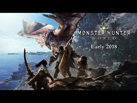 monster-hunter:-world-announcement-trailer