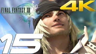 Final Fantasy XIII - Walkthrough Part 15 - Palumpolum l