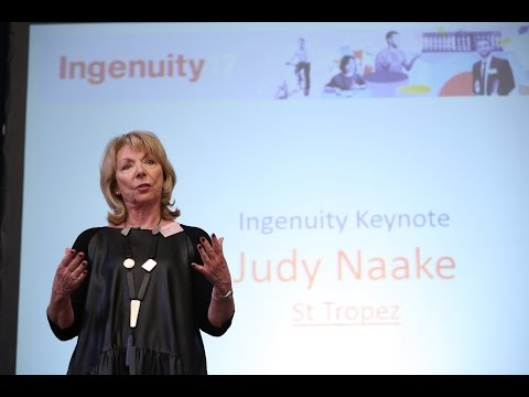 The Ingenuity 17 Conference - Judy Naake, Mel Berry, Susan Hallam, and Dr Andrew Greenman