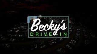 Best DRIVE-IN theater - Becky's Drive-In, Walnutport PA