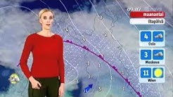 MTV3 Sää - Joanna Rinne 1