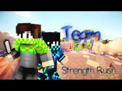 Minecraft-[Annihilation]-Strenght rush- CZ/HD #9- pokus o solo :D