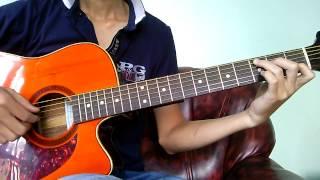 Hướng dẫn guitar đệm hát suy nghĩ trong anh