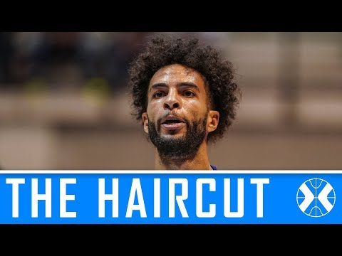 Tyler Honeycutt goes wild on his new haircut by khimkibasketTV