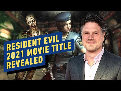 Resident Evil Movie Title Revealed & More With Director Johannes Roberts   SXSW Gaming Awards