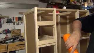 Easy To Build, Router Table In A Few Hours. Part 1