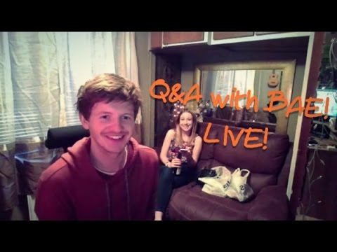 Q&A with BAE - LIVE!