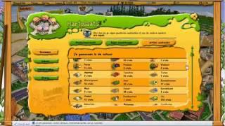 видео Новая браузерная бесплатная онлайн игра Farmerama, обзор