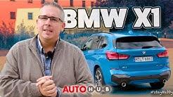 Der neue BMW X1 - 2019 // Vorstellung und erste Fahrt mit dem F48 LCI