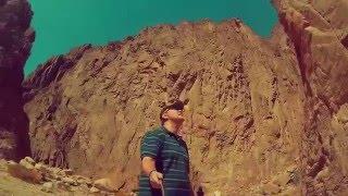 видео Цветной каньон на Синайском полуострове. Египет