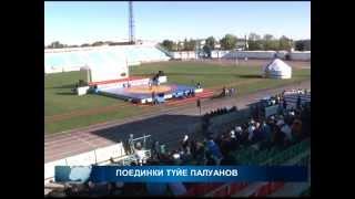 Руслан Абдразаков - абсолютный чемпион среди туйе палуанов