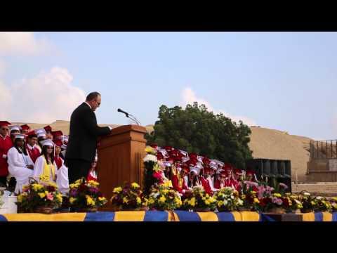 Cairo American College CAC 2014 Graduation