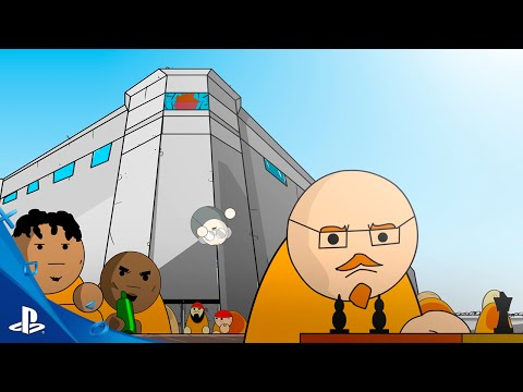 Prison Architect - Launch Trailer | PS4