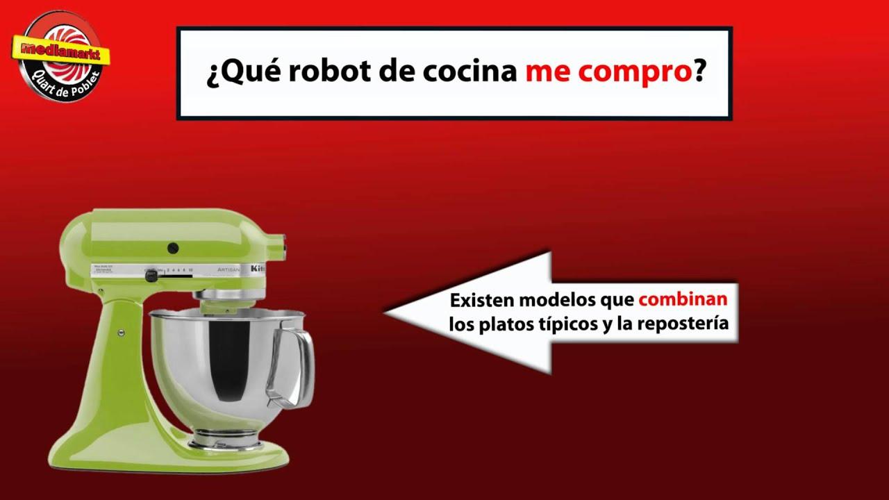 pon un robot de cocina en tu vida encu ntralo en media