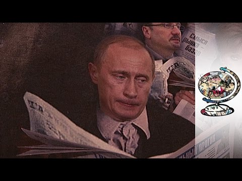 The Russian Journalists Terrorised For Criticising Putin (20