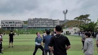2021체육대회 피구 점볼^^