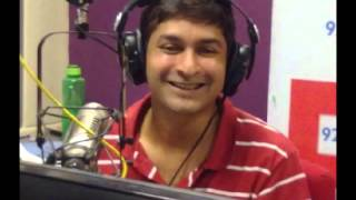 RJ Anirudh on Big FM - Friday, September 21, 2012