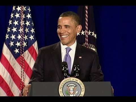 President Obama Speaks to Environmental Protection Agency Staff