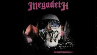 Megadeth - These Boots (Original)
