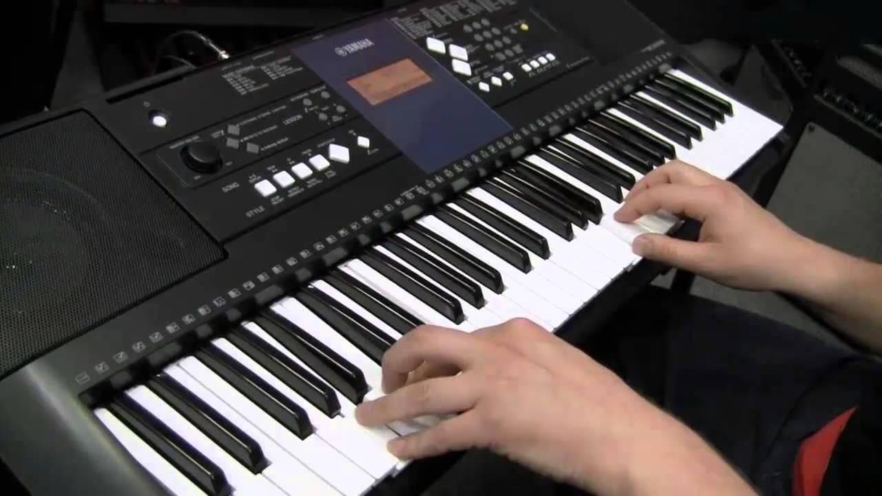 Santifica o elaine martins yamaha psr e333 teclado for Martins yamaha ocala