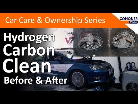Hydrogen Engine Carbon Cleaning Review - Car Care & Ownership Series