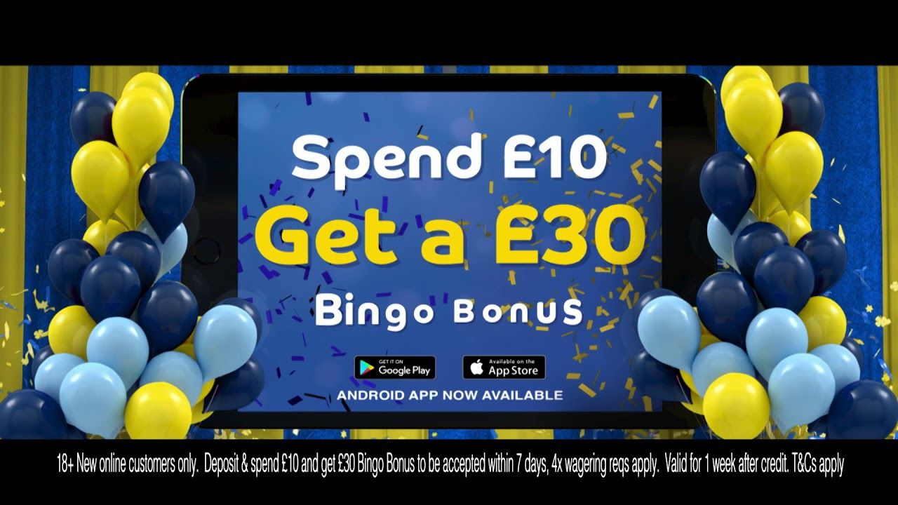 Gala Bingo Welcome Bonus