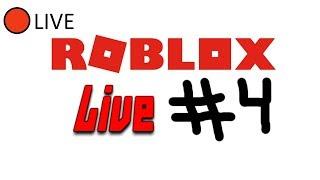 🔴 ROBLOX LIVE: MASTER PIZZA DELIVERER(#4)