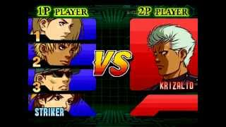 King of Fighters 99 Evolution Gameplay PC HD