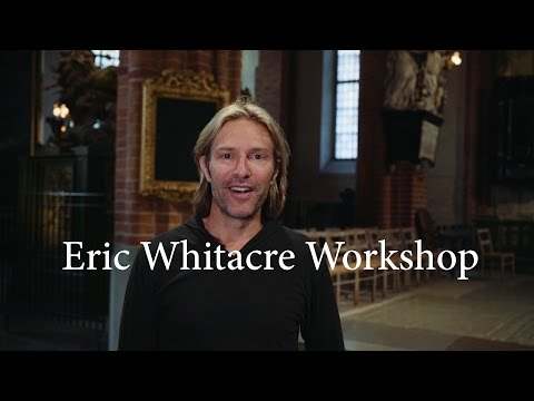 S:t Jacobs Ungdomskör - Workshop With Eric Whitacre: Enjoy The Silence