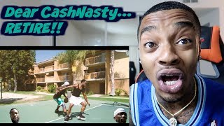 REACTING TO CASHNASTY GETTING SON