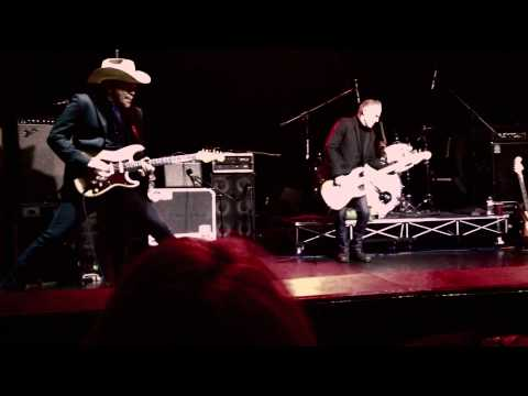Dave Alvin guitar solo 1-26-13, The Blasters