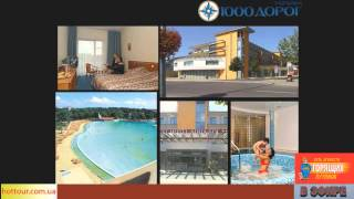 видео Лечебные термальные курорты Венгрии