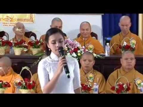 BIỂN TRỜI TÌNH CHA -NGOC MAI  TAI TU VIEN TUONG VAN 2012