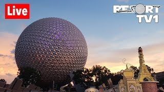 🔴Live: Epcot Food and Wine Festival Live Stream - 9-28-18 - Walt Disney World