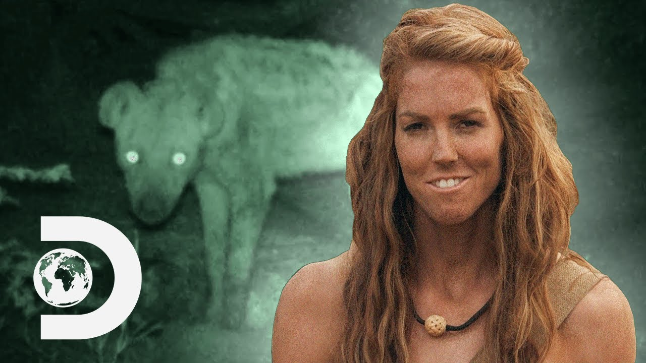 Kiwi Twins Encounter Hyena, Leopard, and Rhino During the Night! | Naked and Afraid
