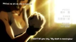"""Shingeki No Kyojin [Attack On Titan] Opening 2 """"Jiyuu No Tsubasa"""" 60 FPS"""