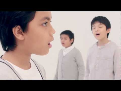 Boy Sopranos - Damai Bersamamu from Indonesia HD + Lyrics English/ Español